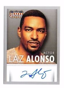 Laz-Alonso-2015-Panini-Americana-Autograph-Avatar-Fast-amp-Furious