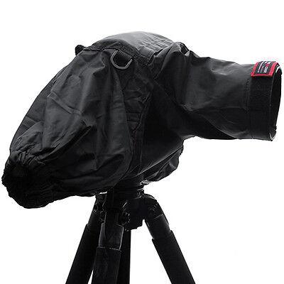 PRO D-SLR CAMERA PROTECTOR SNOW RAIN COVER BAG V2 FOR CANON NIKON SONY OLYMPUS w
