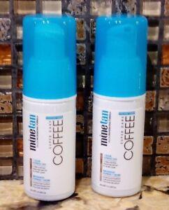 Lot-of-2-MINE-TAN-SUPER-DARK-COFFEE-1-HOUR-EXPRESS-TAN-1-01-oz-each-Travel-Size