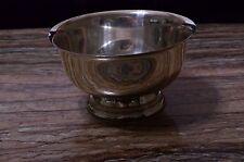 "International 925 sterling silver prelude 5"" bowl Pattern Y91"