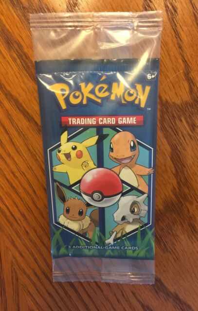 5x Pokemon GENERAL MILLS Card PACK Cereal PROMO w//chance at Bulbasaur Holo//Foil