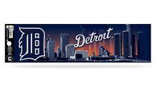 Detroit Tigers Glitter Bumper Sticker [NEW] MLB Auto Car Truck Decal Emblem