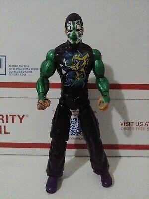 WWE Mattel Jeff Hardy Retro Figure Series 8 HARDY BOYZ Brother NERO BROKEN WOKEN