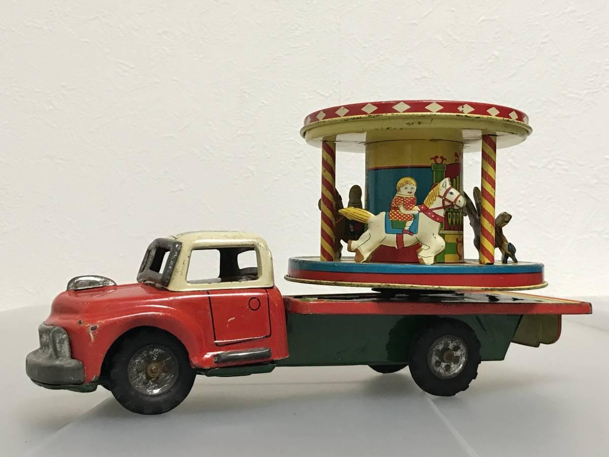 Nomura Juguete M-1957 Merry-Go-Round Camión