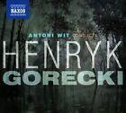 Antoni Wit Conducts Henryk Gorecki (CD, Nov-2013, 3 Discs, Naxos (Distributor))