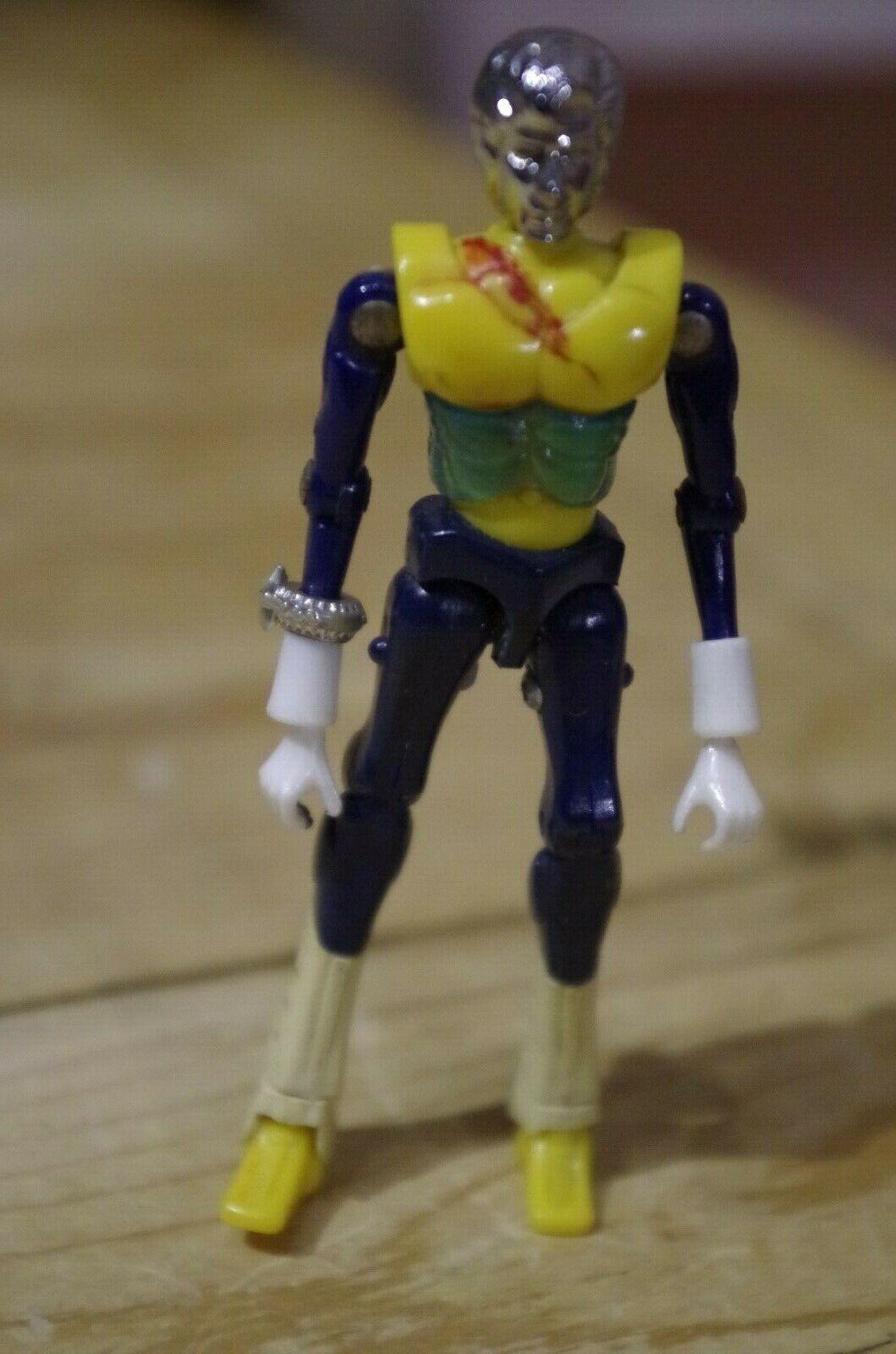 TAKARA SUPER TAKARA Microuomo M143 Holms Micronauts MEGO Henshin Cyborg vintage
