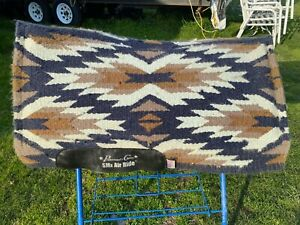 Used US made Professional's Choice contoured SMx Air Ride Western pad