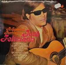 "A SPANISH PORTRAIT OF JOSE FELICIANO RCA RCS 3159/ 1-2 2 LP`S 12"" LP (X 138)"