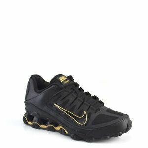 Nike Reax 8 Tr Mesh Sneaker Gold/Black