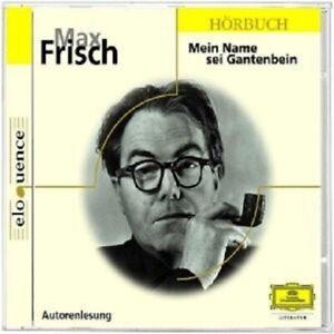 MAX-FRISCH-MEIN-NAME-SEI-GANTENBEIN-CD-NEW