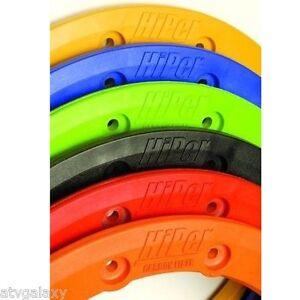 Hiper-Racing-CF1-Tech-3-Rear-Replacement-9-Inch-9-034-Beadlock-Wheel-Ring-Black