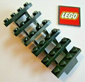 LEGO-Black-Staircase-Stairs-7x4x6-Open-Element-ID-4279270-Design-ID-30134