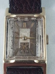 Longines vintage men's watch , working