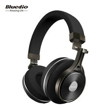 Bluedio Bluetooth 4.1 Headsets T3 Plus Wireless Stereo Headphone,Micro-SD Card