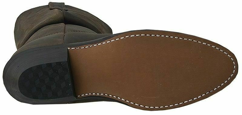 Dingo Women's Marlee 10  Leather Pull On Cowboy Western Western Western Boots Brown DI7542 c37d2e
