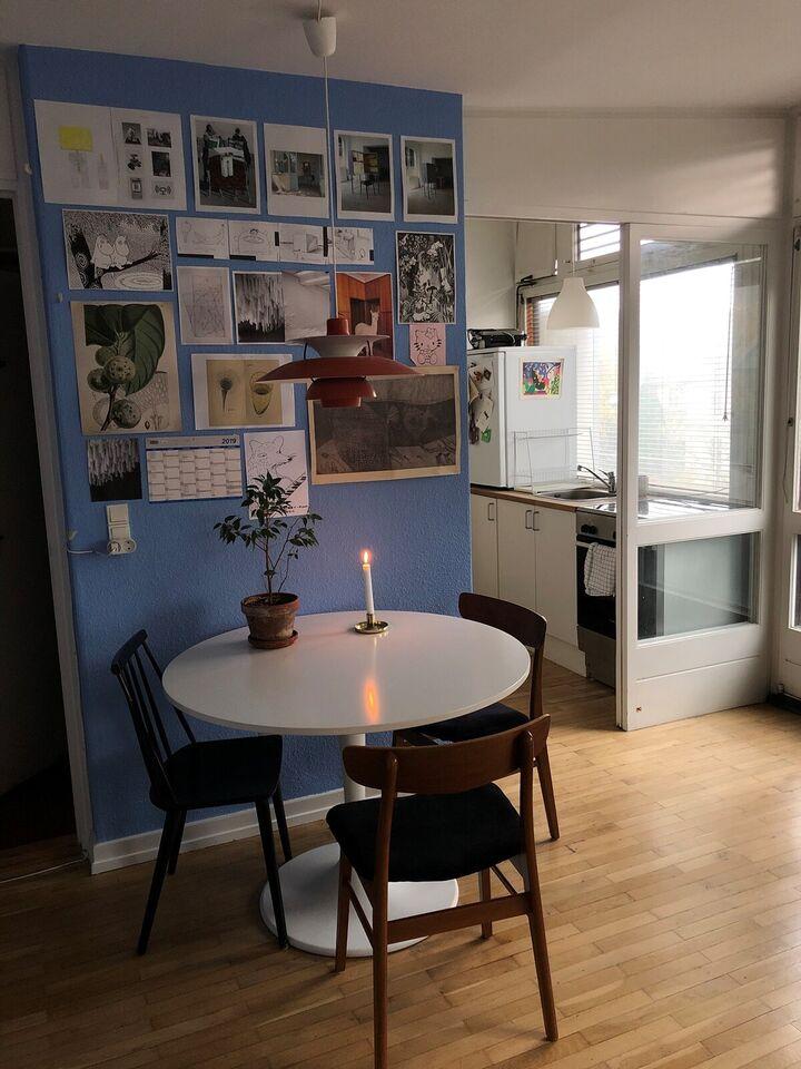 1864 1 vær. andelslejlighed, 33 m2, Grundtvigsvej