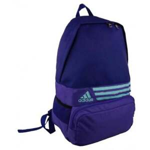 14e99a1a8676 Details about Adidas DER BP M 3S School Backpack   Rucksack In Various  Colours