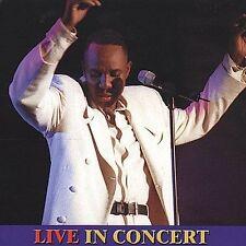 Jackson, Freddie: Live in Concert Live Audio Cassette