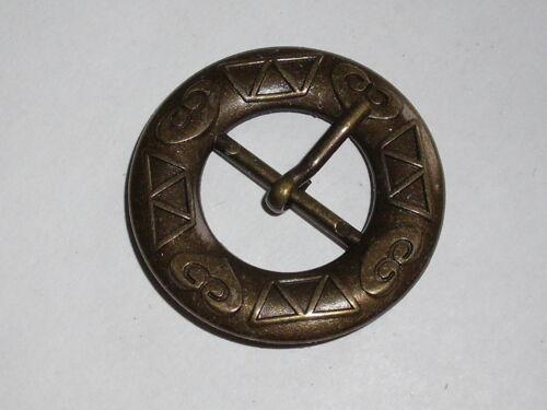 Gürtelschnalle Schließe Schnalle 2 cm altmessing rostfrei NEUWARE  0024.1