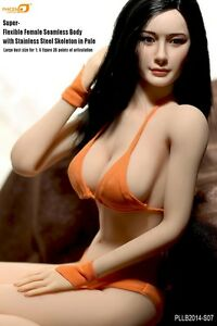 pale skin asian girl