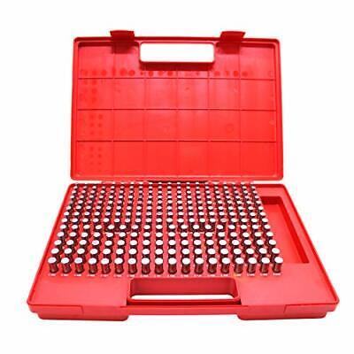 HFS 250 PCS 0.251-0.500 M2 Class ZZ Steel Pin Gage Set Plus R
