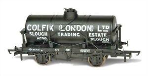 Oxford Rail OR76TK2003 OO Gauge, 12 Ton Tanker Wagon, No 56 'COLFIX'