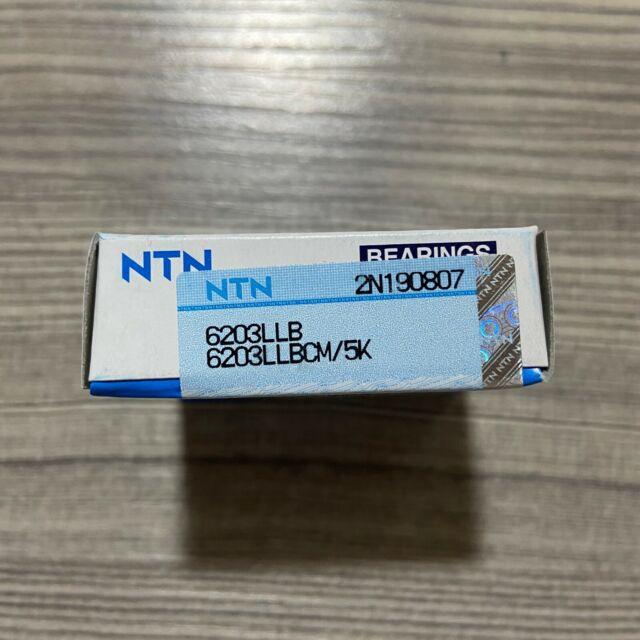6203LLUC3 NTN Single Row Ball Bearing for sale online