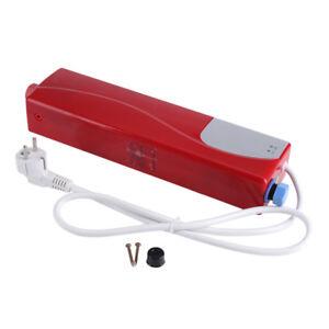 220V 3000W Mini Durchlauferhitzer Warmwasserbereiter ...