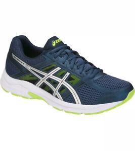 NEUF-avec-Boite-ASICS-GEL-Contend-4-Homme-Chaussures-De-Course-T715N-4993-tailles-de-6-11