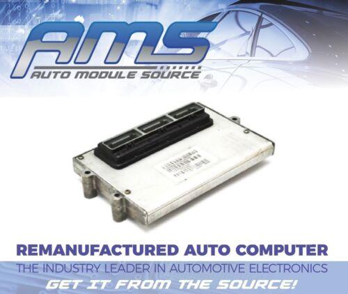 1999  JEEP CHEROKEE XJ 4.0L Engine Computer Module ECM PCM ECU Replacement