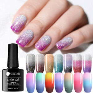 UR-SUGAR-7-5ml-Esmalte-de-Unas-UV-Gel-Cambio-de-Color-Termico-Nail-UV-Gel-Polish