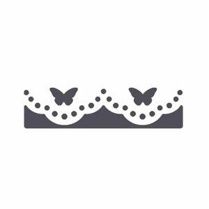 Perforatore per bordi Farfalle e Merletti