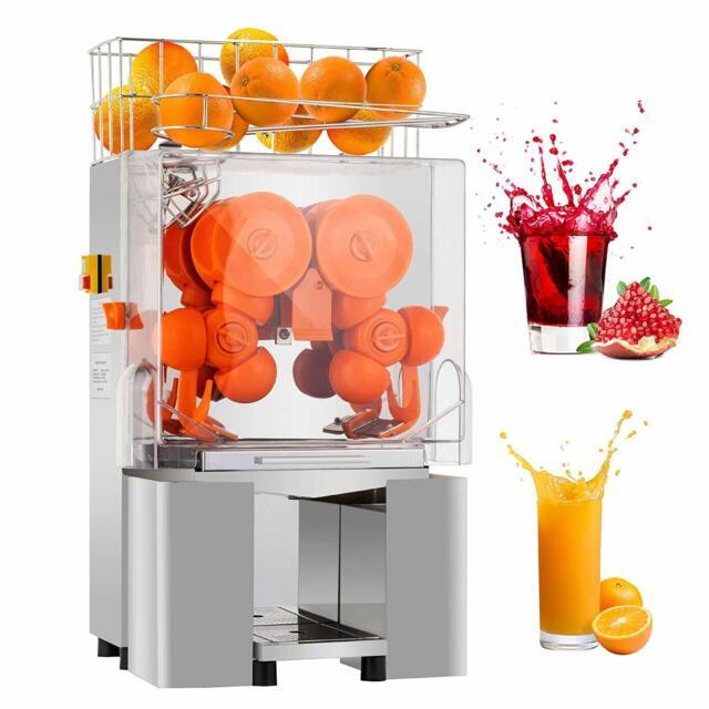 Commercial Automatic Orange Squeezer Grapefruit Juice Extractor Juicer Machine
