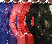Herren Bühnenanzüge in verschiedenen Farben -Anzug -Hochzeit -Bühne -Sakko