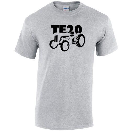 Ferguson TE20 Tractor Mens t-shirt regalo para cualquier persona!