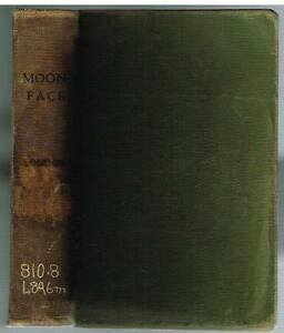 Moon-Face-by-Jack-London-1906-1st-1st-Rare-Vintage-Book