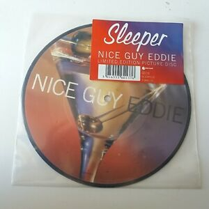 Sleeper-Nice-Guy-Vinyl-7-034-Picture-Disc-Single-Original-E
