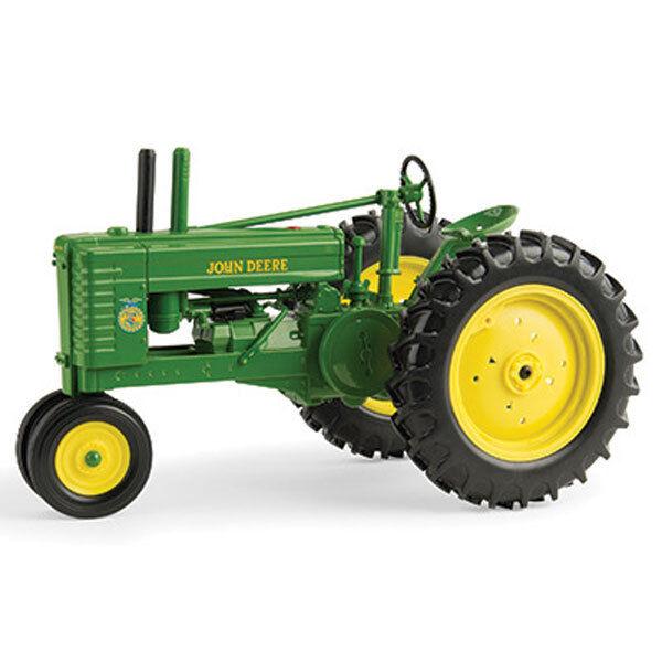 Abundante Nuevo John Deere Modelo A Estilo, Nacional Tractor 1/16 Escala Edad 3+ (64438) Buena Calidad