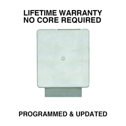 Engine Computer Programmed//Updated 1995 Mercury Cougar 4.6L PCM ECM ECU