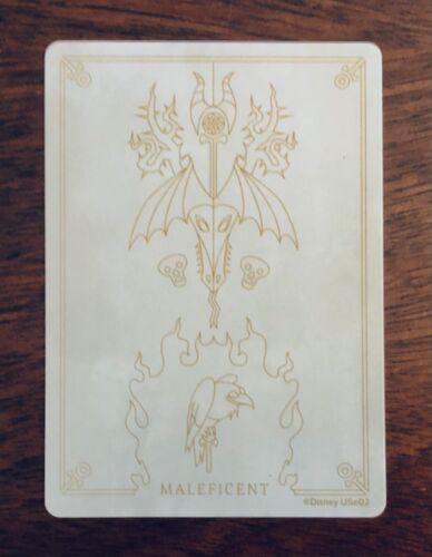 Disney VillainousMaleficent Hero /'King Hurbert/' Fate CardGame Piece