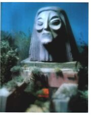 George Pal TIME MACHINE Sphinx model photo of recreation by Mike Minor.
