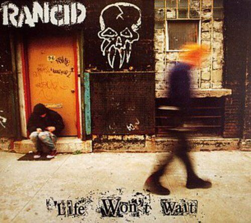 Life Won't Wait - Rancid (1998, Vinyl NEW)