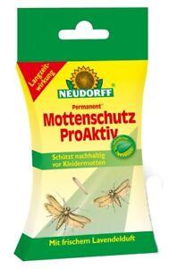 Neudorff Mottenschutz Pro Aktiv insektizidfrei gegen Motten