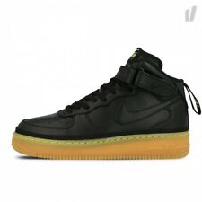 wholesale dealer 93df4 68bb0 item 8 NIKE AIR FORCE 1 MID LV8   BLACK   GUM   820342 004   UK 5 -NIKE AIR  FORCE 1 MID LV8   BLACK   GUM   820342 004   UK 5