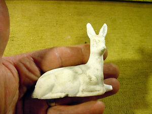 Bisque Bamby Deer Animal Age 1860 Excavated Limbach Fève Ancienne Porcelaine Art 6488 To Prevent And Cure Diseases German