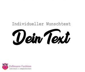 ArtNr.013 Namensaufbügler  AUFBÜGELN Wunschname // Wunschtext FERTIG