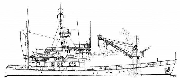 Plano de edificio J.G. Repsold modellbau plan de modelismo