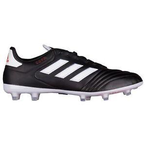 ce3ed8cff Adidas Men s Copa 17.2 FG Core Black White BA8522 Soccer Football ...