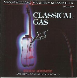 Mason-Williams-amp-Mannheim-Steamroller-USA-1987-Classical-Gas-New-Age-CD