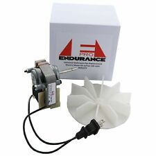 Endurance Pro Universal Bathroom Vent Fan Motor Complete Kit Replacement For